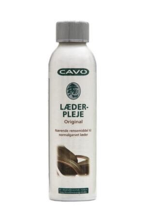CAVO Læderpleje - nærende rensemiddel til normalgarvet læder