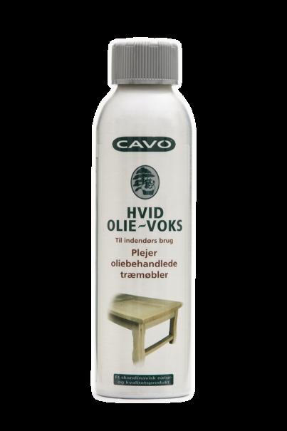 CAVO Hvid Olievoks